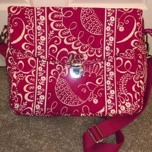 Vera Bradley Briefcase Laptop Bag